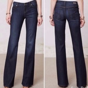 Anthro Level 99 Tanya High Rise Flare Jeans sz 31